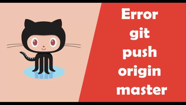 Git Error: cannot lock ref